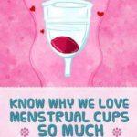 Razones para usar la copa menstrual