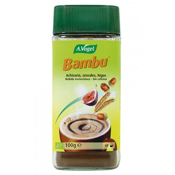 Bambu polvo BIOFORCE