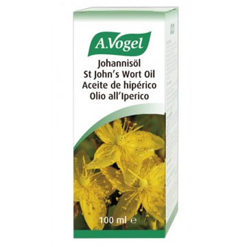 Aceite hiperico 100 ml. A. VOGEL