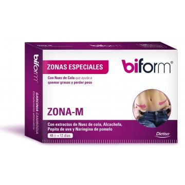 Zona M 48 cap. grasa abdominales BIFORM
