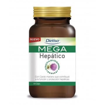 MEGA Hepatico 60 cap. DIETISA