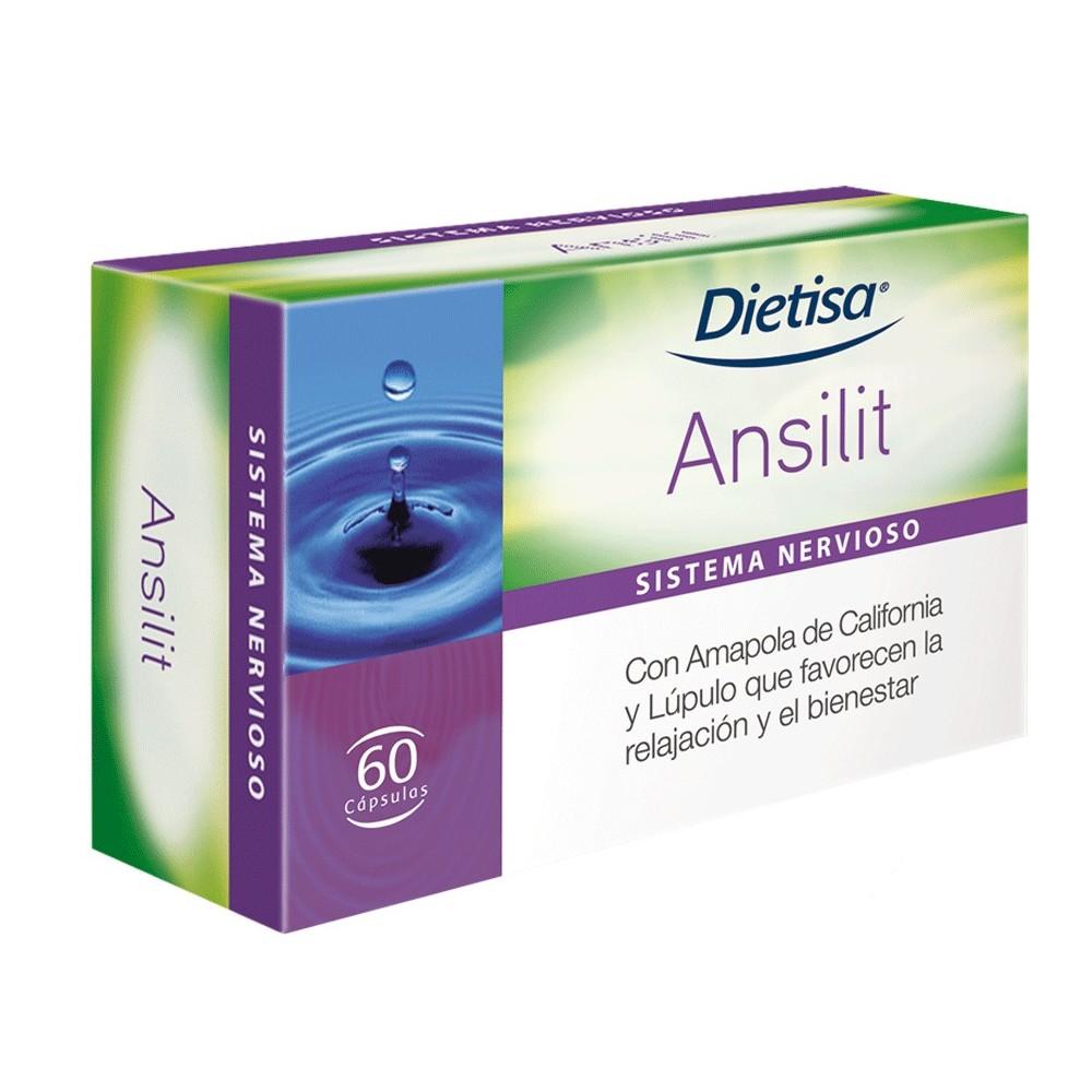 Ansilit 60 Cap. DIETISA