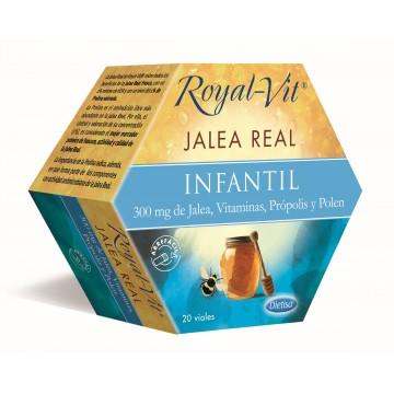Jalea Infantil 20 amp. Royal vit