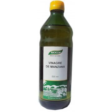 Vinagre manzana 500 ml. BIOCOP