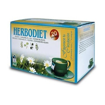 Favorece circulacion 20 fl. Herbodiet