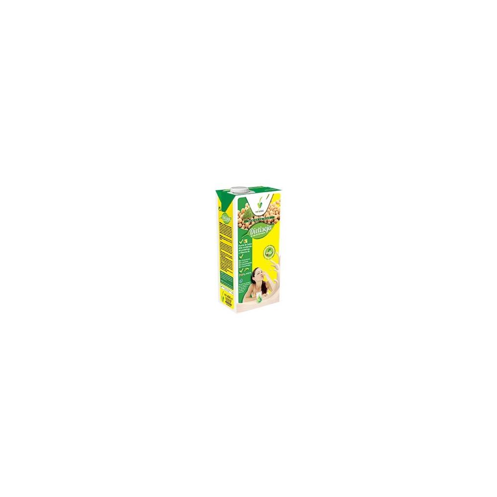 Dietisoja Bebida Soja 1 L. NOVADIET