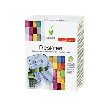 Resfree 18 sticks NOVADIET