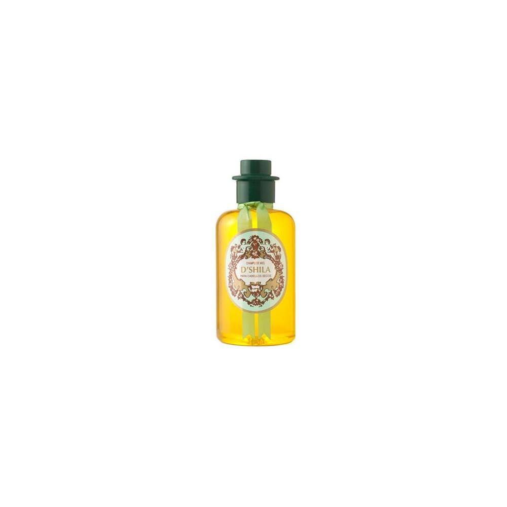 Champu  miel PET 300 ml.  D'SHILA