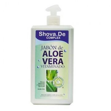 Jabon Aloe Vera 1 L. SHOVADE