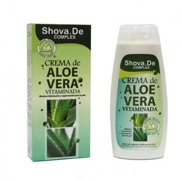 Crema Aloe 250 ml. SHOVADE