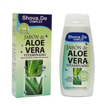 Jabon Aloe 250 ml. SHOVADE