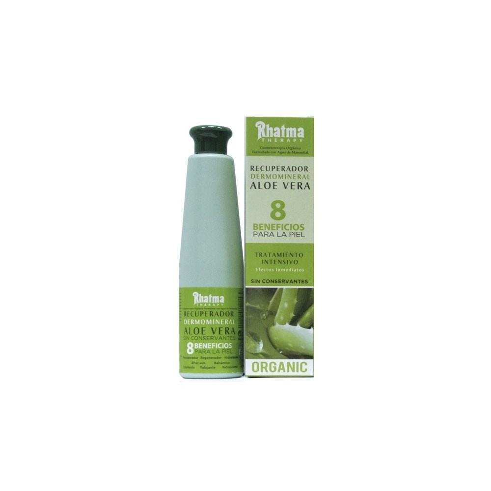 Aloe vera dermomineral  reparador 300 ml. RHATMA