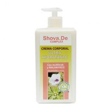 Crema ultra hidratnte alholvas y malvavisco 1 L. SHOVADE