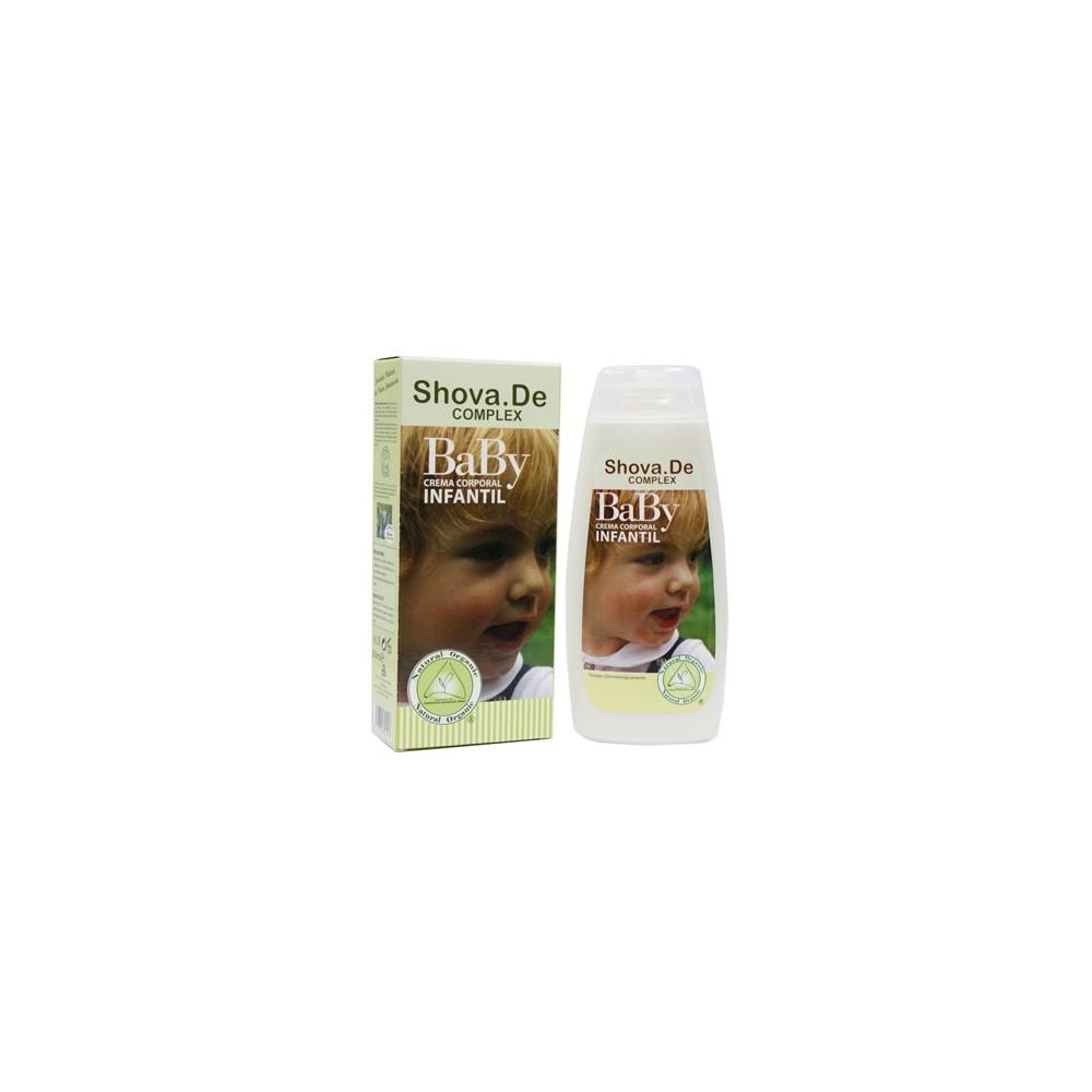 Crema  Baby  250 ml.  SHOVADE