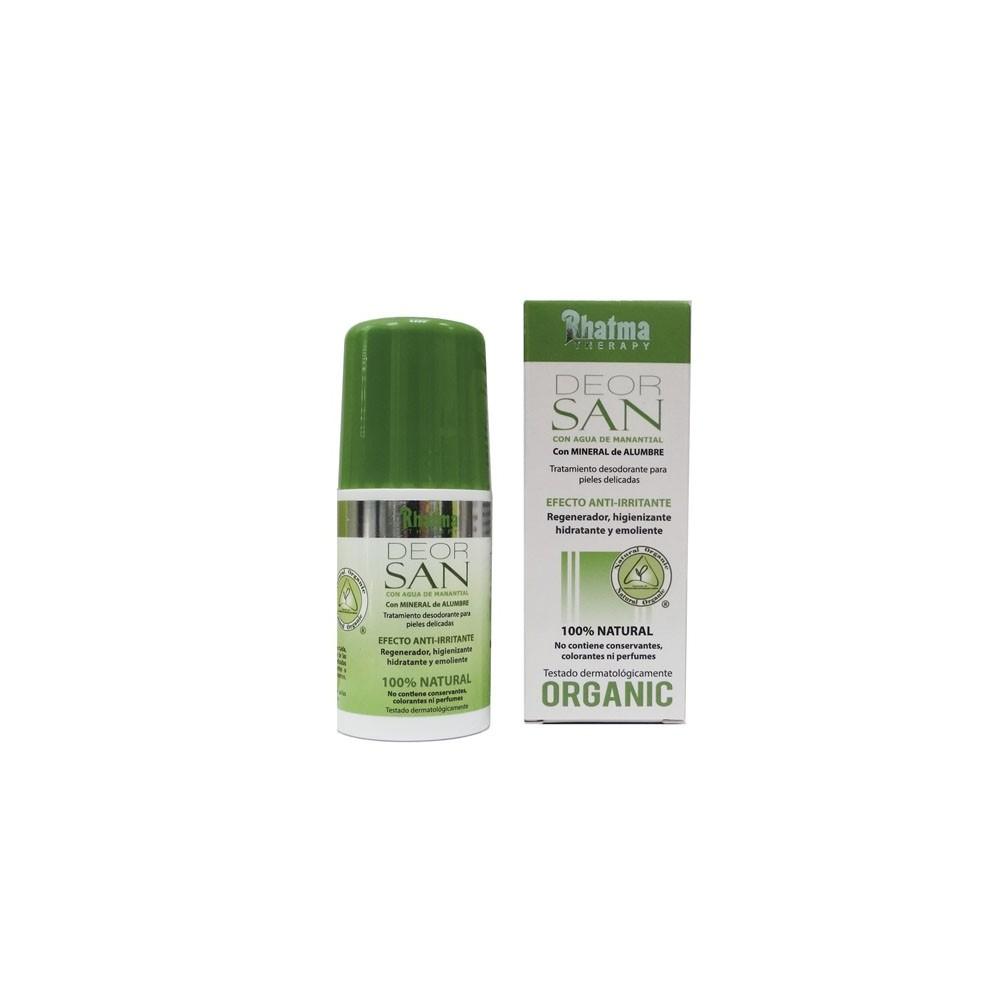 Deor San desodorante 75 ml.  RHTAMA