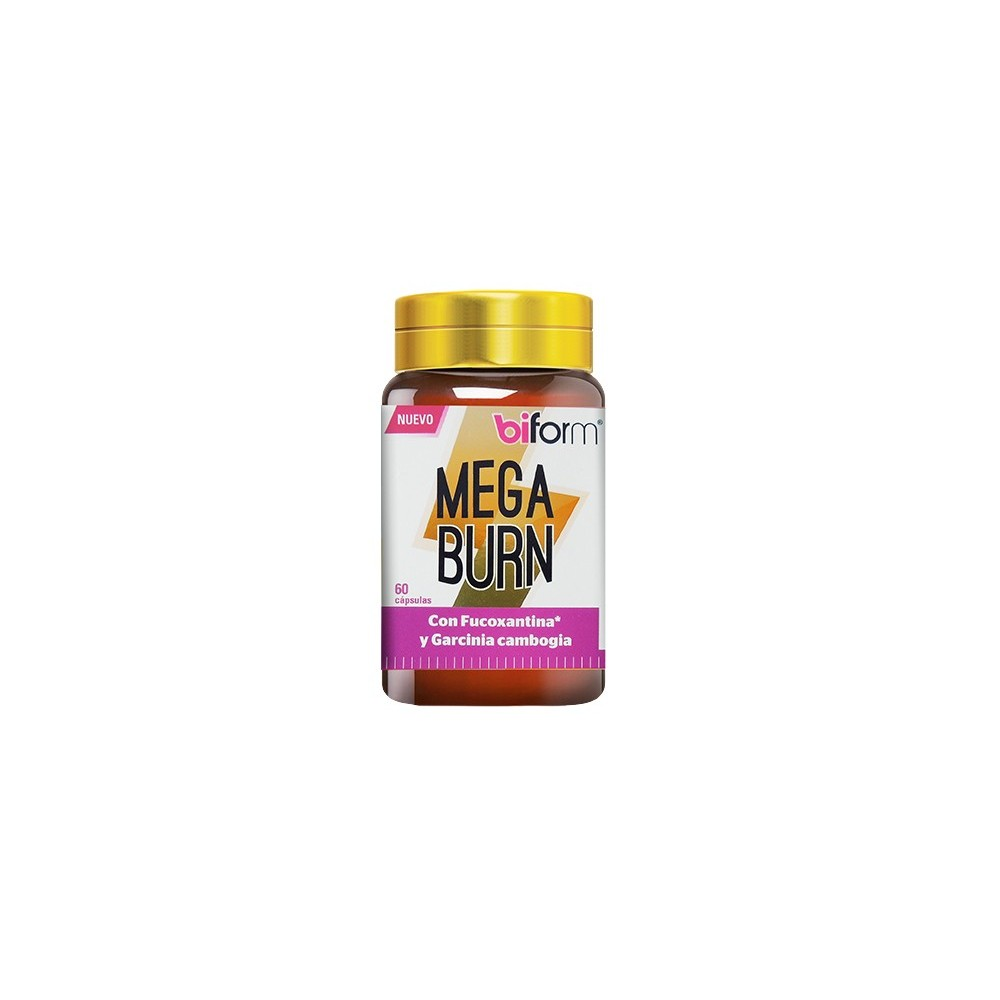 Mega Burn 60 cap. BIFORM