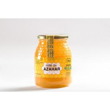 Miel Azahar 1.000 gr. Algar
