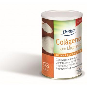 Colageno + Magnsio polvo 350 gr. DIETISA