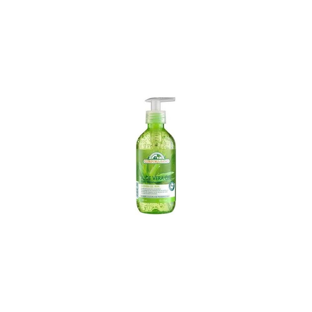 Gel Aloe vera Bio 500 ml. CORPORE SANO tamño ahorro
