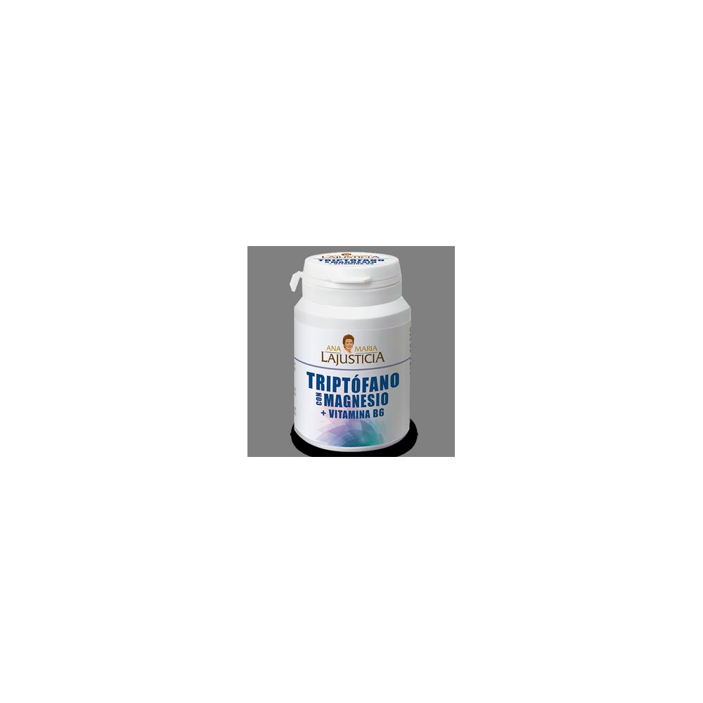 Triptofano+Mg+vit.B6 60comp. LAJUSTICIA
