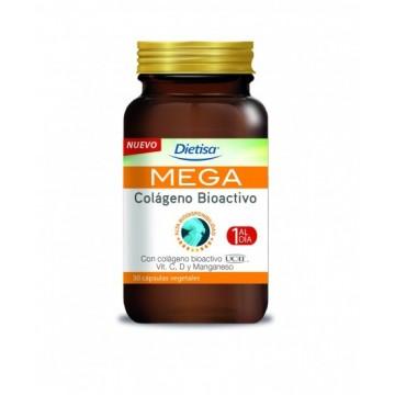MEGA Colageno Bioactivo 60cap. DIETISA