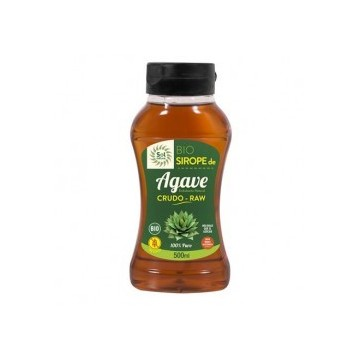 Bio sirope agave crudo 500 ml. SOL NATURAL