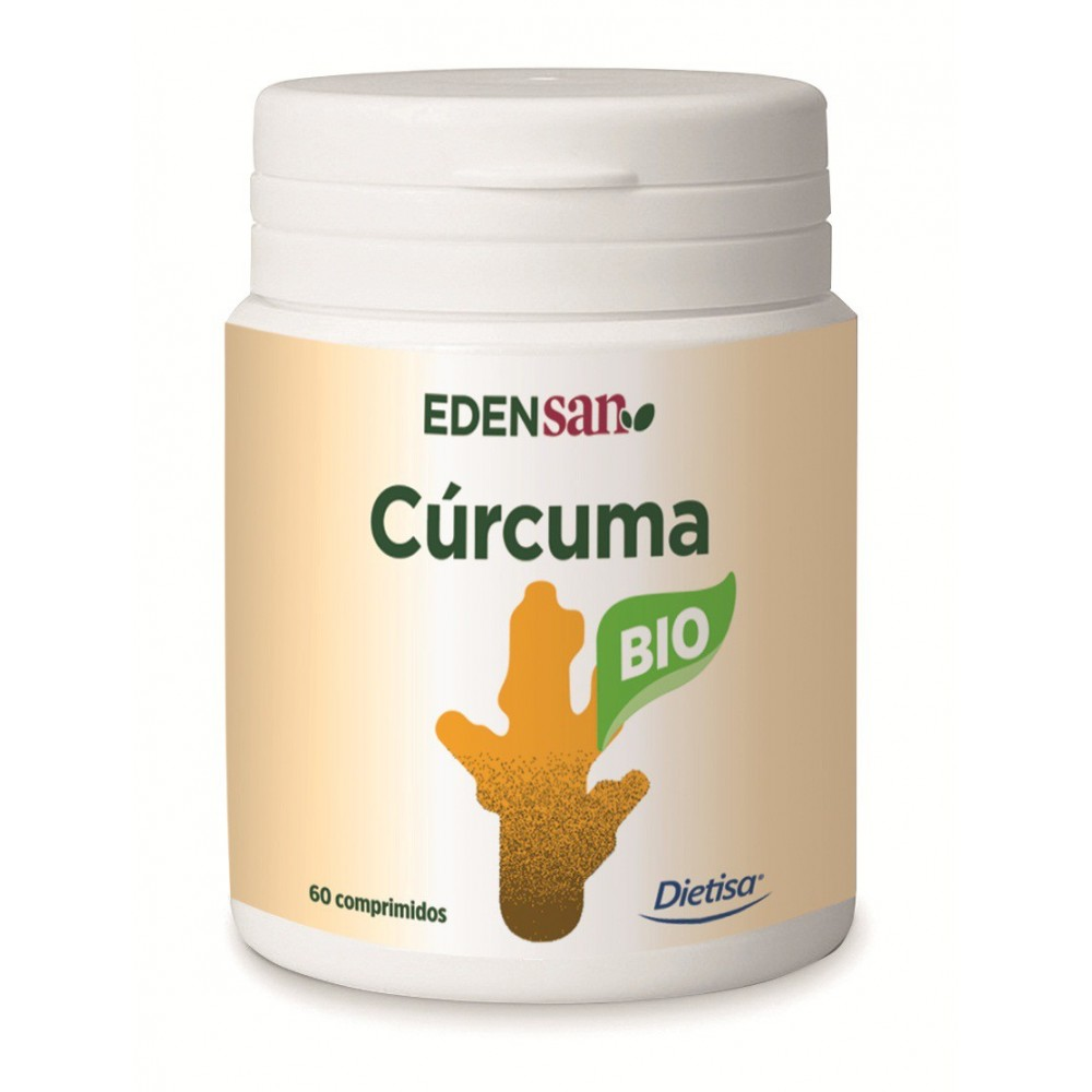 Edensan  Bio Curcuma  60 comp. Edensan