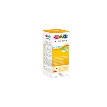 Pediakid jarabe apetito-tono 125ml INELDEA