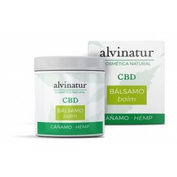 CBD 100 ml. bálsamo de cañamo ALVINATUR