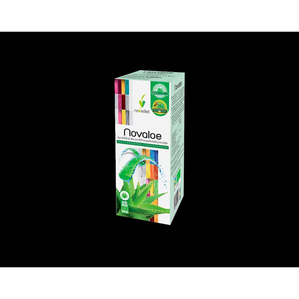 Novaloe jugo de Aloe vera 1 l. NOVADIET