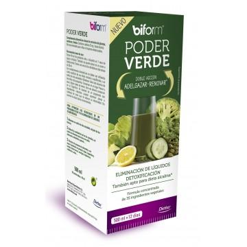Poder Verde BIFORM 500 ml. DIETISA
