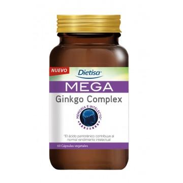 Mega Ginko Complex 60 cap. DIETISA