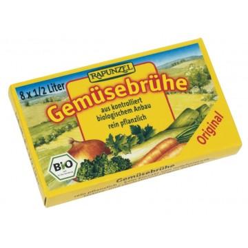 Caldo verduras cubitos RAPUNZEL